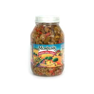 Monjunis Italian Olive Salad