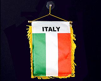 Italian Flag Decoration